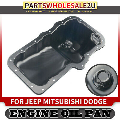 Engine Oil Pan for Jeep Grand Cherokee 2005-2010 Commander Dodge ...