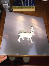 SIGNED! Stainless Steel Mirrors, Buck Gooter (LP, 2016, Feeding Tube Records)