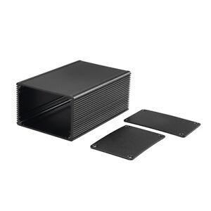 Aluminum Enclosure Electronic DIY PCB Instrument Project Box Case 100x66x43mm