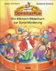Clown Kallis fröhlicher Sprachzirkus von Julia Volmert und Susanne Szesny (2011, Gebundene Ausgabe)