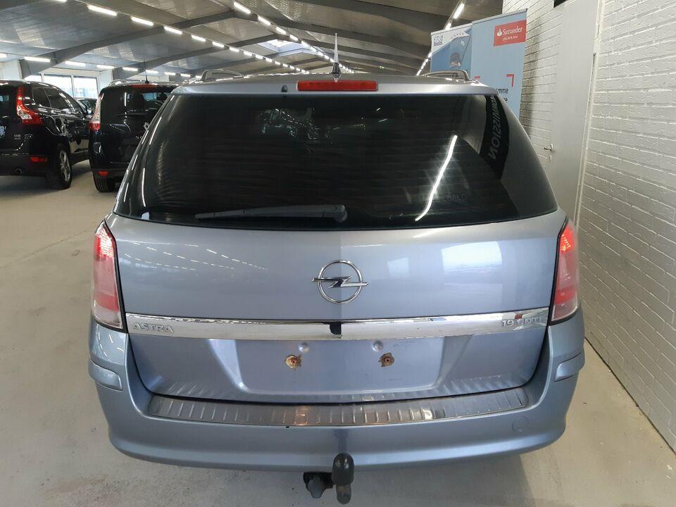 Opel Astra 1,9 CDTi 120 Limited Wagon Diesel modelår 2006 km