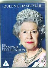 Her Majesty Queen Elizabeth II - A Diamond Celebration - DVD ALL REGION PAL 2012