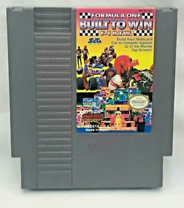Formula-One-Built-to-Win-Nintendo-Entertainment-System-NES-Rare-Tested