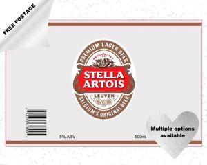 Stella Artois Cake Toppers Uk