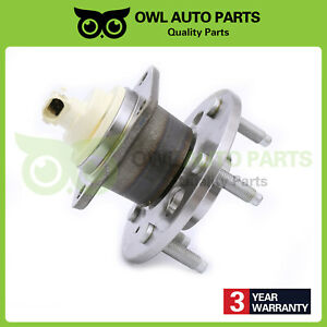 REAR-Wheel-Hub-and-Bearing-Assembly-for-GM-Century-Venture-Montana-5-Lug-w-ABS