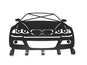 BMW-E46-Key-Mur-Rack-Porte-cles-Organisateur
