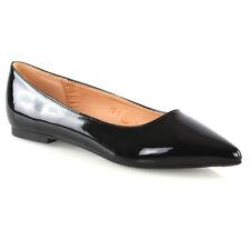 7738814c713d2 item 2 Womens Ballet Flats Point Toe Pumps Ladies Slip On Casual Shoes Size  3-9 -Womens Ballet Flats Point Toe Pumps Ladies Slip On Casual Shoes Size  3-9