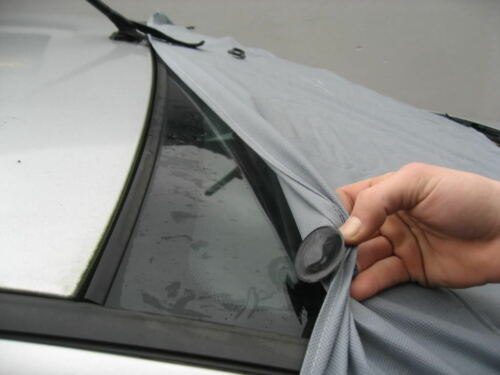 Lexus RX 03 on WINDSCREEN FROST ICE SNOW PROTECTOR MIRRORS COVER CAR