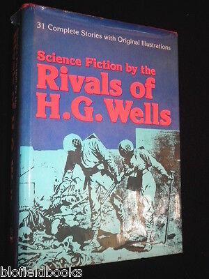 Wells 1979-1st Grant Allen/frank Bullen G Hell Science Fiction By The Rivals Of H Um Zu Helfen Fettiges Essen Zu Verdauen