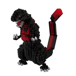 Kawada Nanoblock Nbcc_059 Godzilla 2016 630pcs