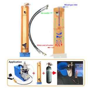 30MPA high Pressure Pump Water Separator Filtration Air