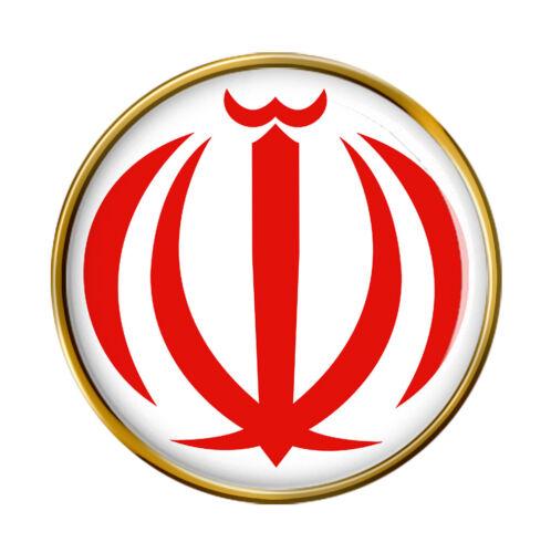 Insignia pin de Irán