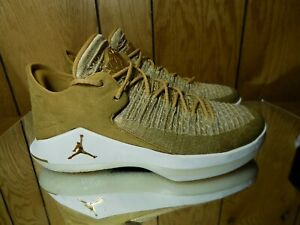 8b247fa6ecf3 Nike Air Jordan 32 Low  Golden Harvest  AA1256-700 Size 9.5