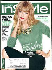 In Style Magazine November 2013 Taylor Swift EX 090216jhe