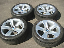 "4 USED 18"" FACTORY BMW 525i 528i 535i 550i RWD OEM RIMS WHEELS TIRES STYLE # 246"