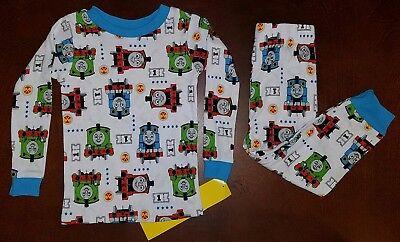 Thomas and Friends Shirt /& Pants Percy James Thomas Pajamas 3T New