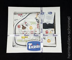 TIASIS-Babybekleidung-Baby-Erstausstattung-Babykleidung-Strampler-Kleidung-SET