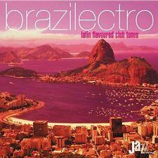 Brazilectro LatIn flavoured Club Tunes DE-PHAZZ JAZZANOVA TRÜBY TRIO MODAJI 2CD
