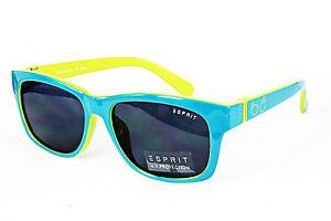 Esprit Herren Sonnenbrille ET17743 Color-547 61mm schwarz grün  288 11