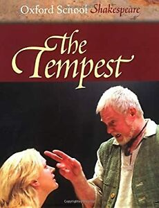 The Tempest (Oxford School Shakespeare), Shakespeare, William, Used; Good Book