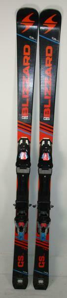 2018 Blizzard Jr  GS 142cm Demo Race Skis w Marker TCX 10 bindings (BT51)  fast shipping and best service