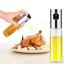 2pcs Olive Oil Sprayer Cooking Baking BBQ Kitchen Vinegar Dispenser Spray Bottle