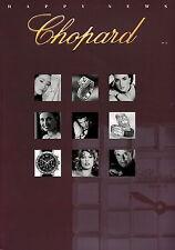 Katalog Chopard 15 2002 Sir Elton John Joan Collins Kylie Minogue Gong Li Sharon