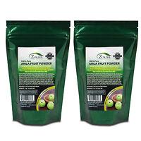 Amla Powder From Fruit 1 Lb 2-pack (emblica Officinalis) Organic 100% Pure
