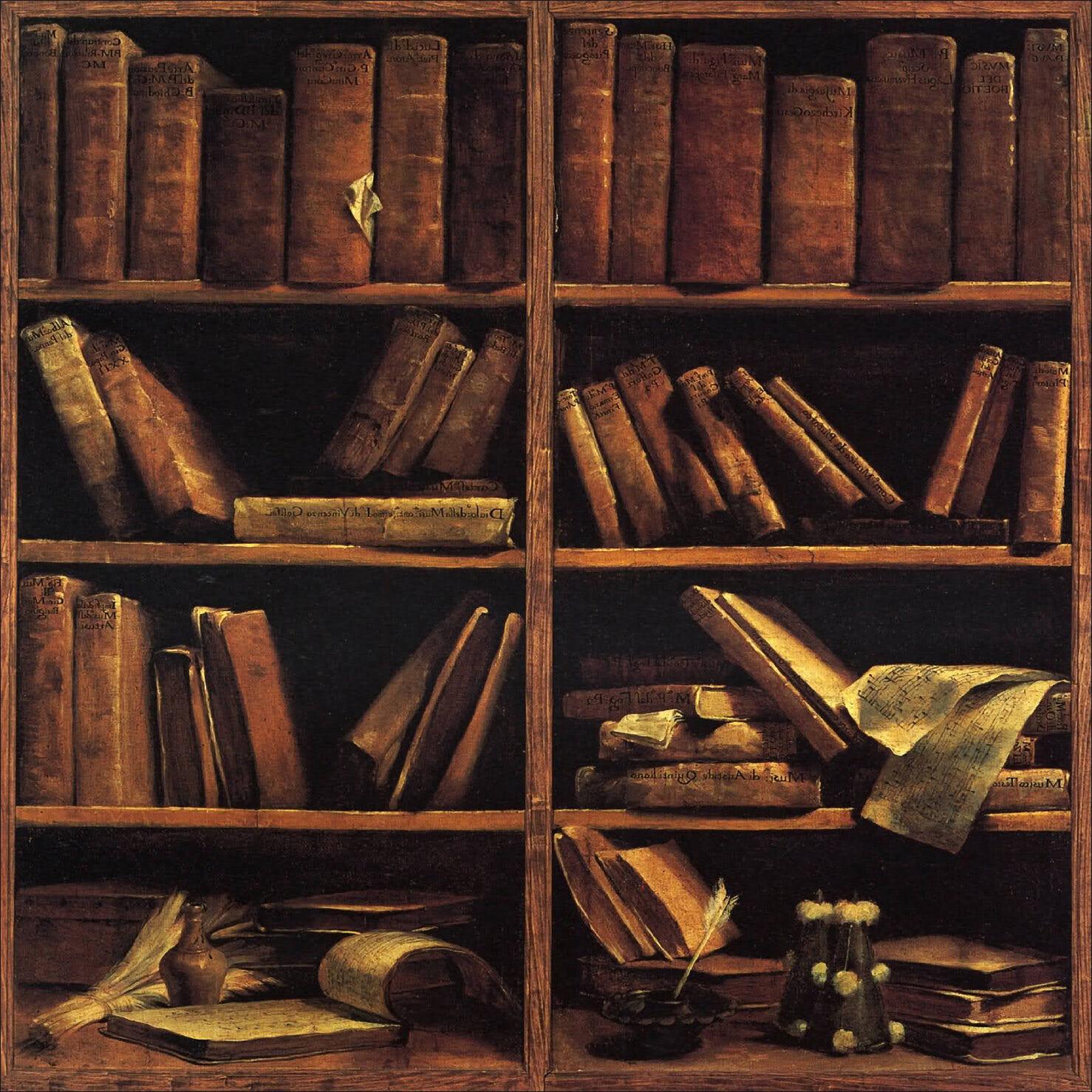 Sticker mural autocollant 1651 déco : Bibliothèque - réf 1651 autocollant (25 diHommes sions) 0f88ff