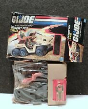 GI Joe 1988  Desert Fox 4WD Light Bar Vintage Vehicle Part Hasbro