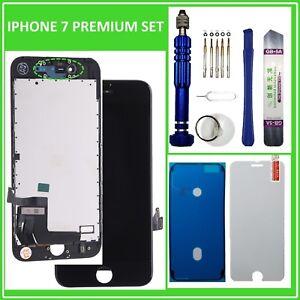 Ersatz-Display-fuer-iPhone-7-7G-LCD-Retina-Glas-3D-Touch-Bildschirm-Schwarz-NEU