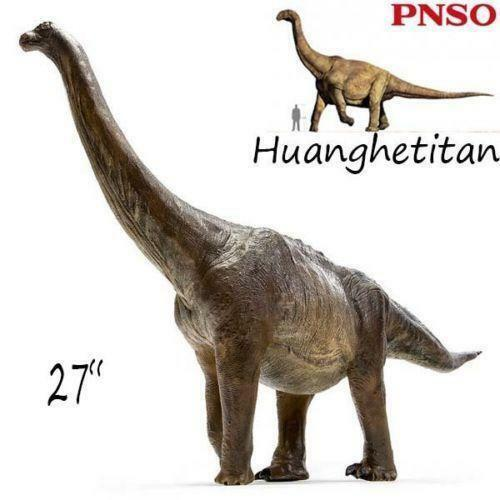 PNSO Huanghetitan Giant Dinosaurs Model 27'' Toy Scientific Art Figure Doll Gift