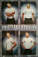 POSTER CRISTIANO RONALDO REAL MADRID 22x32 soccer futbol