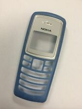 Nokia 2100 Front Housing Cover in Blue - Original. Brand New in packaging.