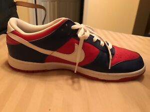Details about New York Giants NikeId Size 13 Shoe