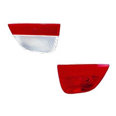 For Ford Focus Mk1 Hatchback 1998-4//2005 Rear Fog /& Reverse Lights Pair OS NS