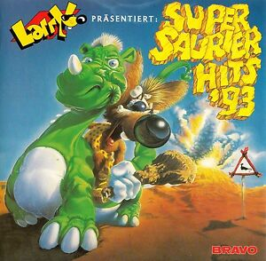 LARRY-PRASENTIERT-SUPER-SAURIER-HITS-039-93-2-CD-SET-TOP-ZUSTAND