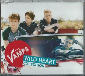 THE-VAMPS-WILD-HEART-2014-UK-4-TRACK-CD1-SINGLE