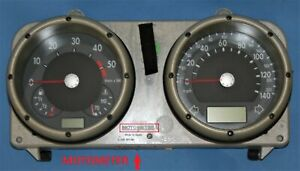 VW-Polo-Speedo-Clock-Cluster-Unit-1-9-SDI-Motometer-Speedometer-6N0920904M