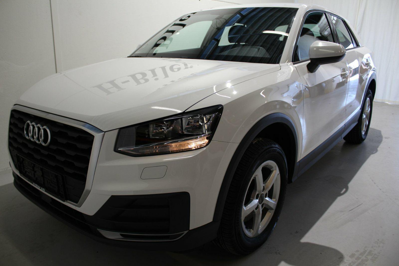 Audi Q2 1,6 TDi 116 S-tr. 5d - 289.800 kr.