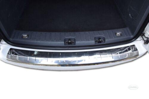 Ladekantenschutz VW CADDY 2004-2009 Edelstahl Abkantung Stoßstange