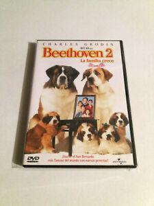 DVD-034-BEETHOVEN-2-LA-FAMILIA-CRECE-034-COMO-NUEVO-CHARLES-GRODIN-ROD-DANIEL-BONNIE-H