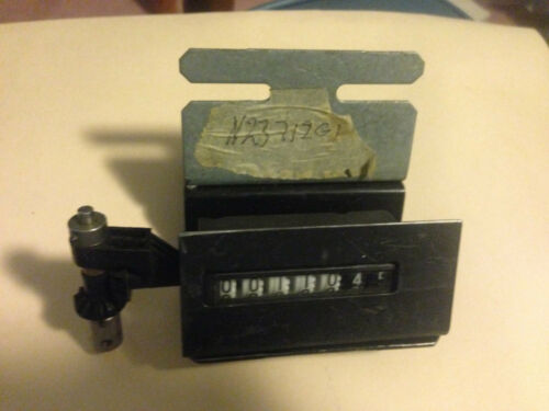 N23712-G1 Gilbarco Assy totalizer and bracket