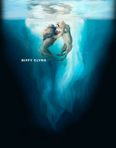 BUY 2 GET 1 FREE! A3 BIFFY CLYRO POSTER WALL ART PRINT BCL01 A4