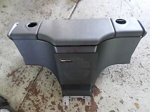 Bmw Z3 Rear Console Oddments Speaker Box Black Hk Ebay