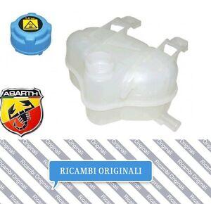 Vaschetta-Acqua-Raffreddamento-Motore-Originale-Fiat-Abarth-Grande-Punto-1-4-T