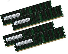 4x 4GB 16GB ECC RAM Speicher HP Proliant DL365 G5 667 Mhz Registered