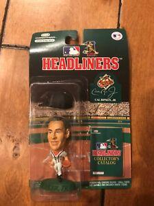 Baltimore Orioles 1996 HEADLINERS BASEBALL Action Figure NEW CAL RIPKEN JR