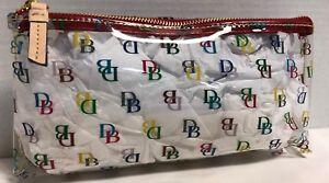 Dooney-amp-Bourke-LARGE-DB-Multi-Cosmetic-Make-Up-Utility-Bag-18245H-S173