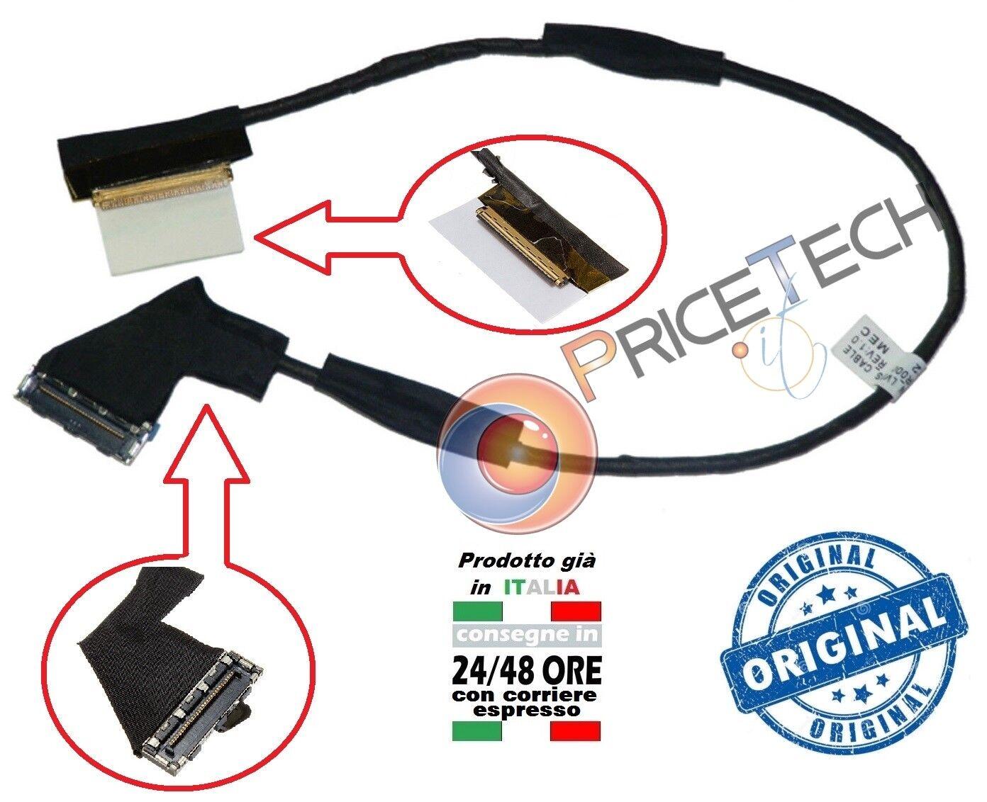 Cavo flat Lcd display Asus Eee PC 1008HA 1008P 1422-00NR000